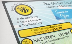Bumble Bee Carpet Cleaning